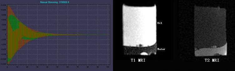 Portable Educational MRI System Training MRI Device Software