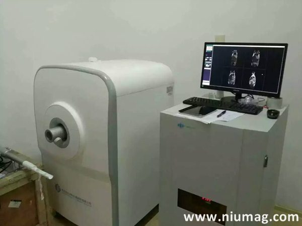 NIUMAG 1.0T Small Animal MRI System successfully installed in the Key Laboratory of Hunan Normal University